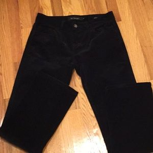 Calvin Klein courderoy lean bootcut  Dry Cleaned